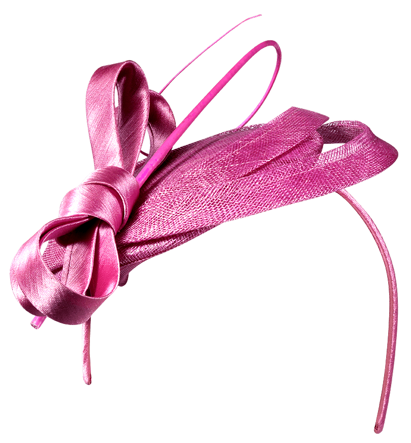 Fascinator avec satin Sfr. 65.-